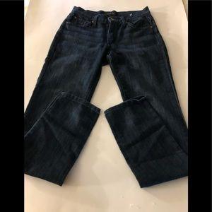 Janes jeans straight leg cut jeans sz 27